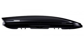 [THULE Dynamic M (800) Black ]