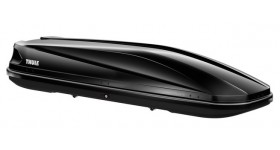 [THULE Touring Alpine (700) Black]