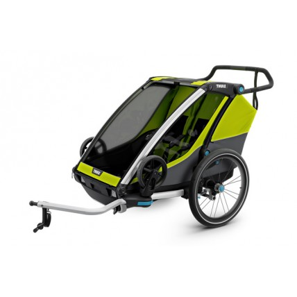 Thule Chariot Cab 2 + 2 sety zadarmo
